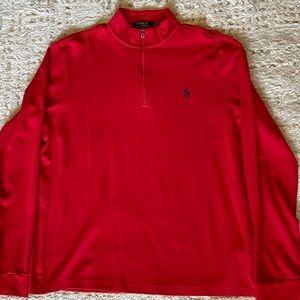 Polo Ralph Lauren Half-Zip Long-sleeve Sweater